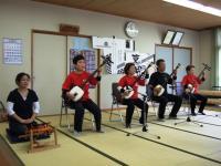 09.5.24 津軽三味線1