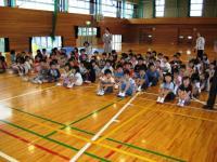 09.6.10 神郷小学校動物愛護1