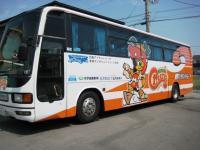 マンダリンパイレーツのバス1