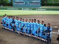 09.7.15 新居浜東対帝京第五の写真3