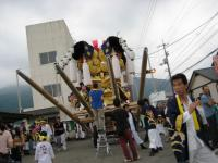 09.8.15 池田太鼓台2