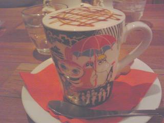 ムーミン・カフェ