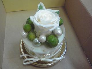 プリフラケーキ③