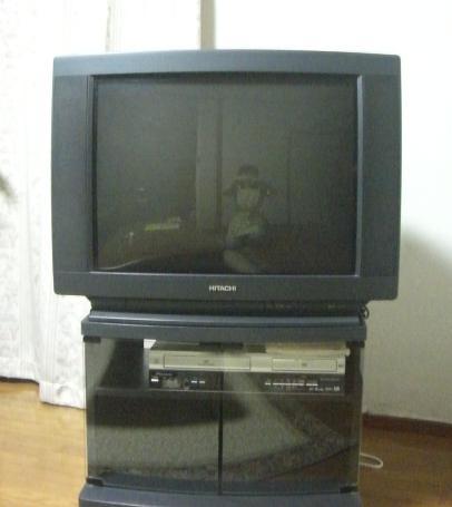 ブラウン管TV