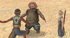 山賊の襲撃!
