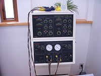 干渉波治療器