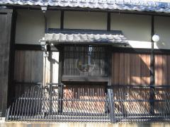 京の町並みの一コマ