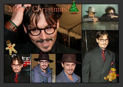 ジョニークリスマス用2