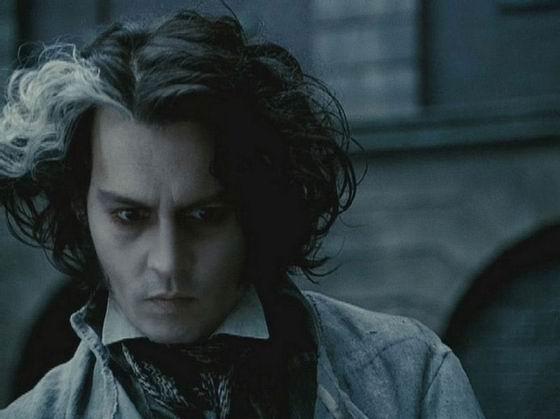 このシーンのジョニーの顔が好き。