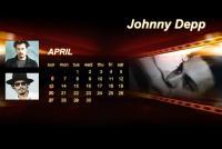 ジョニーカレンダー4月2
