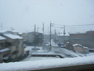 雪ですよ3