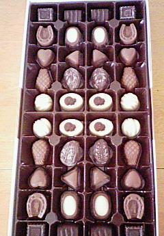 コストコベルギー産チョコ