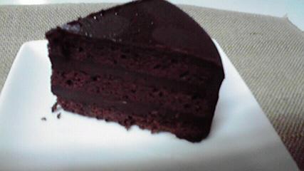 チョコタルトケーキ