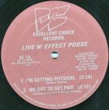 live n effect posse a