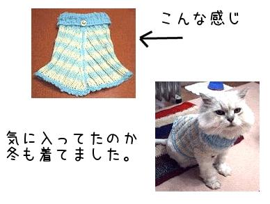 小次郎セーター