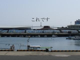 枕崎港壁画