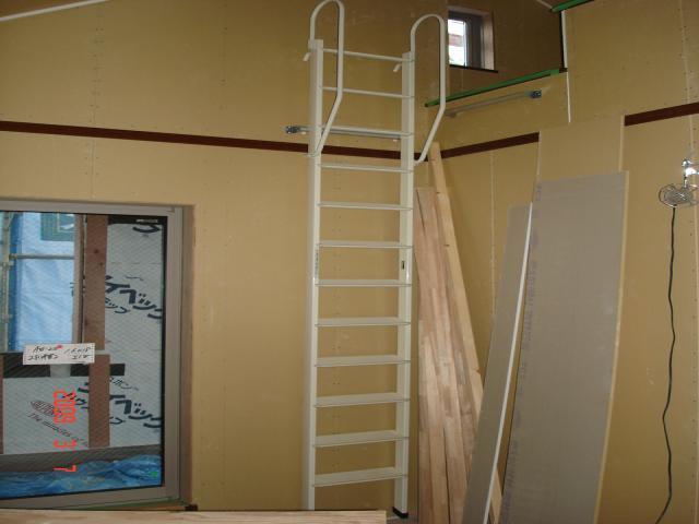 0307ロフト階段