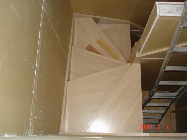 0307階段取付