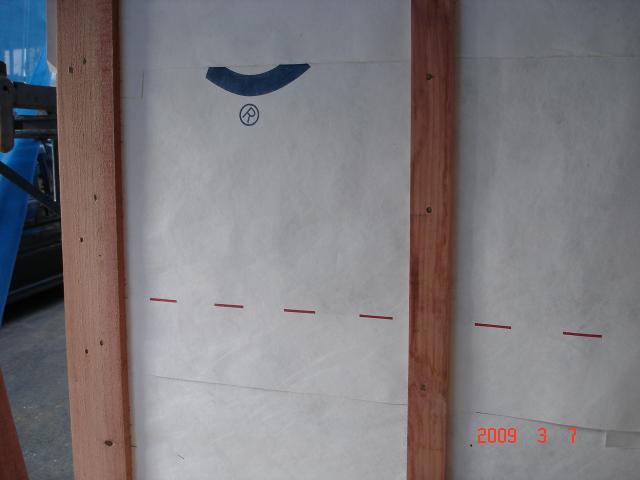 0307外壁銅縁取付