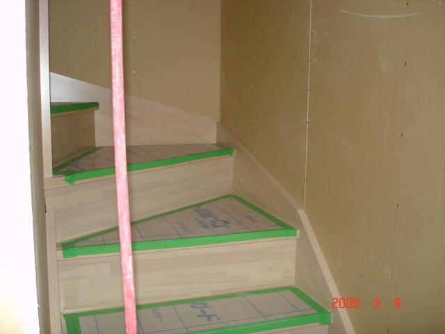 0309階段完成昇り口