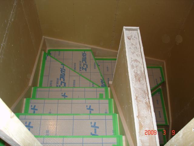 0309階段完成上から