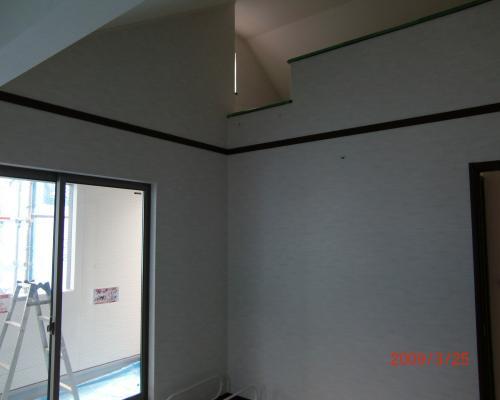 090325主寝室壁紙