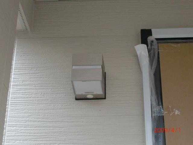 0403玄関灯