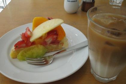 カフェ・コムサ