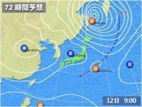 12天気図