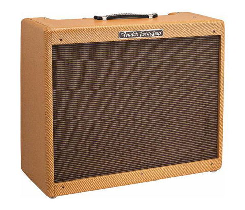 Fender USA_57 Twin Amp