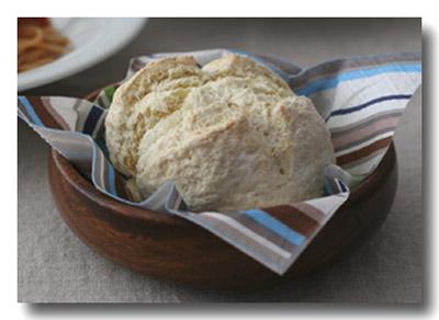 発酵なしパン