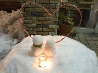 バレンタインキャンドル2