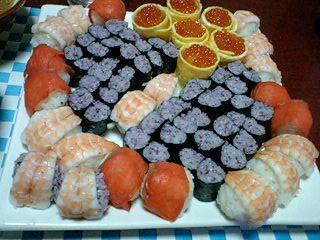 3月2日 藤寿司と手毬寿司