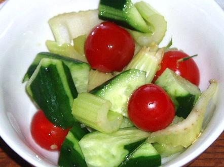 28お野菜のポン酢マリネ