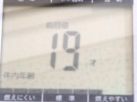 611体内年齢