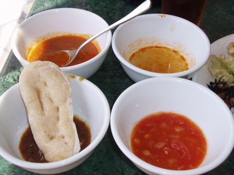 616スープとカレー