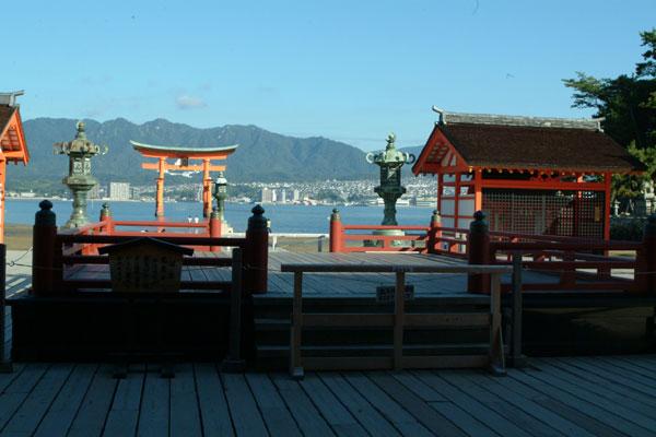 厳島神社参拝5