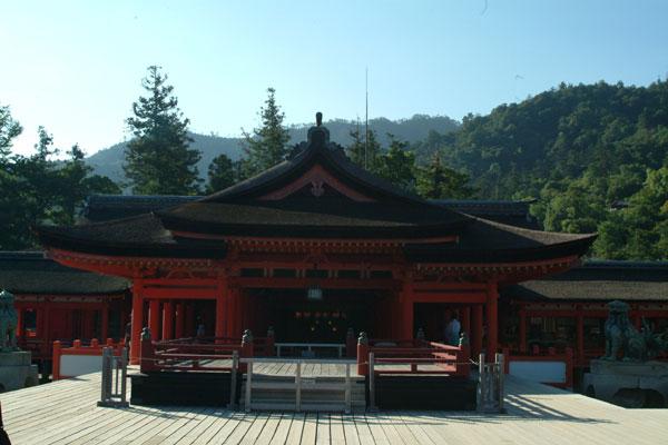 厳島神社参拝8