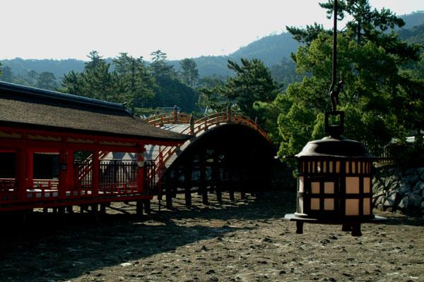 厳島神社参拝15太鼓橋