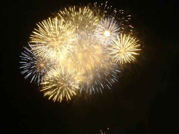 2008紀ノ川祭り花火4