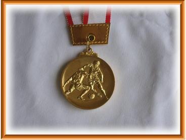 ヒロ金メダル