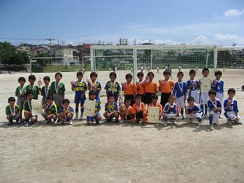 夏季ミニサッカー