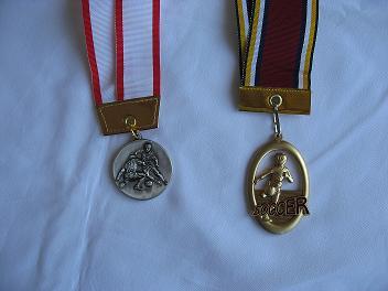 金銀メダル