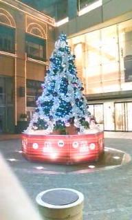 クリスマスツリー☆・☆。