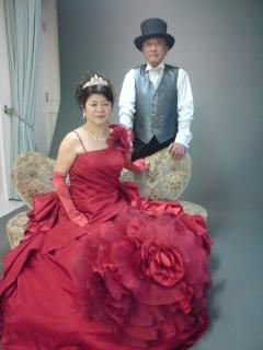 石原さん夫妻