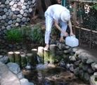 7 水汲み