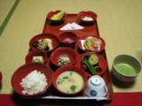 妙厳寺の精進料理