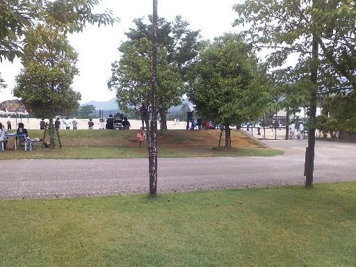 宮若市の運動公園②
