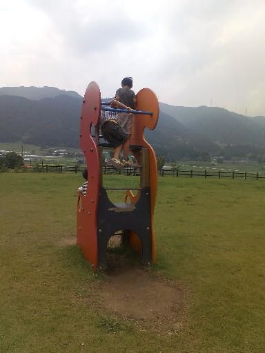 宮若市の運動公園③