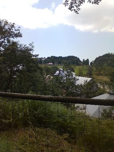 どんぐり村の風景